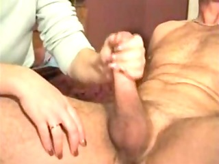 Private porn with a beautiful wife doing great