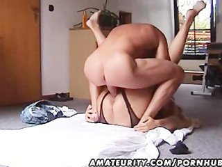 chubby and breasty amateur mother i fucks with