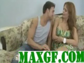 agreeable mature mama having sex with a younger