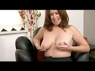nature brunette carol foxwell disrobes and shows