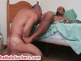 butch grand receives ass fingered by carlo part10
