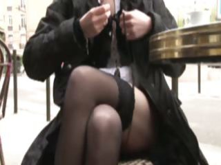 french milf florence analfucked in nylons