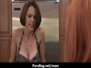 Mommy got boobs - amazing busty milf getting