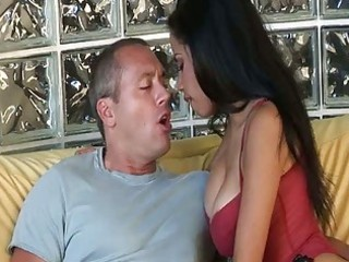 hawt lalin girl milf eats cock and receives