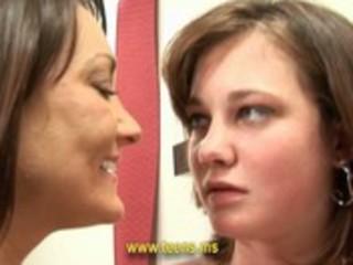 mamas and teens lesbo porn