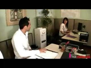 d like to fuck eva karera office sex