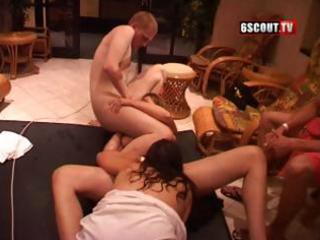 mature housewives acquire pounded by horny