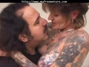 ron jeremy &_ tattoo sue aged aged porn