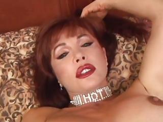 hot mature vanessa smokin before sex