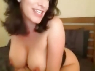 delightful body mommy with gigantic love melons
