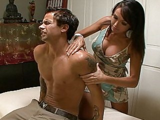 kristina cross is a mama and a masseuse