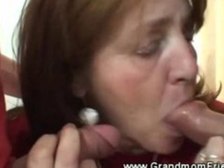 lustful granny acquires fucked by guys
