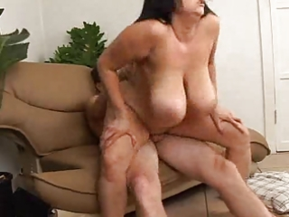 fucking mommys boobs and pussy