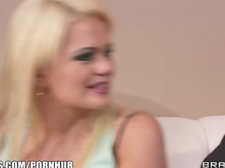 fit golden-haired slut alexis ford is interviewed