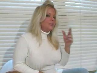 smokin fetish mature blond smokin in snakeskin