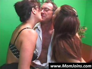 randy spears dips his penis inside a mom with