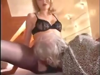 blonde nicole and older dude