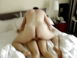 Slut wife used by stranger hubby tabed cuckold