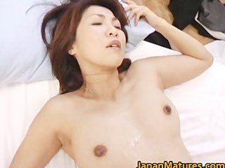 horny japanese older honeys engulfing part6