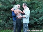 excited golden-haired d like to fuck receives