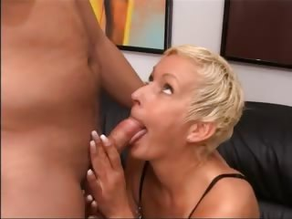 blond aged having aperture fisted hard