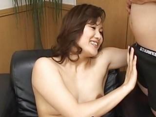 free sexy mature oriental hand job videos