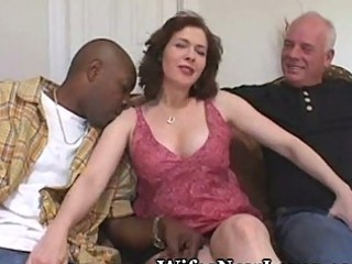 large titty wife gets freaky