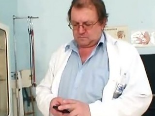 big tits fat mama rosana gyno doctor scrutiny