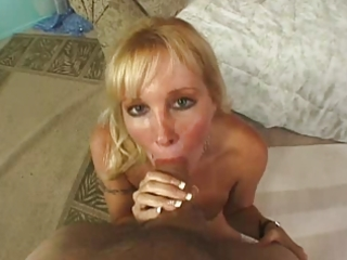 matures oral job