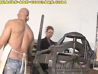 tremendous worthwhile tool on her black worker