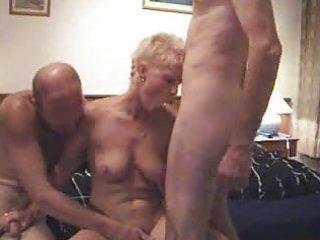 milf dilettante threesome..rdl