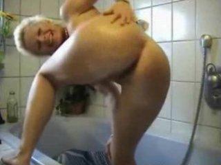 german older couple homevideo german ggg spritzen