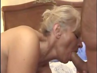 french mature drilled in the a-hole