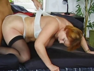 hot mama kira enjoys a well merited double