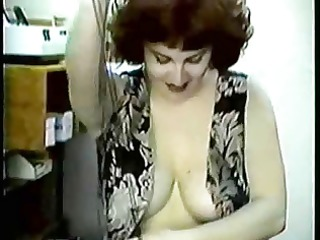 shaggy nice titted secretary drilled