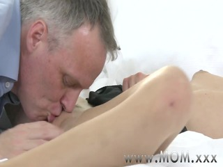 mamma blonde mother id like to fuck acquires a