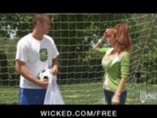 big-tit british redhead soccer mommy lia lor