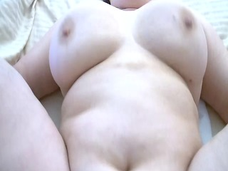 aged wife receives anal creampie