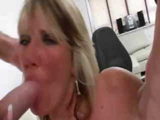 beauty ray - british milf three-some