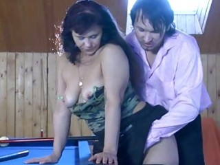 randy older beauty receives down to a