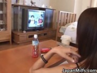 highly lewd japanese milfs engulfing