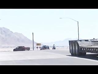 butch bear -- muscle bear truck stop part 9