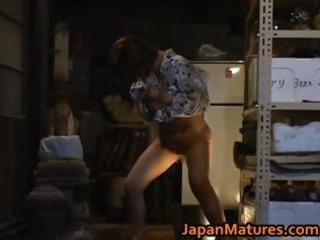 chisato shouda astounding aged japanese part7