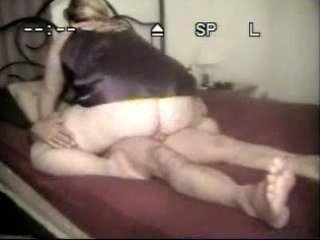 non-professional wife in nylons copulates