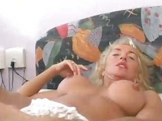 aged german blond desires to make a porn sascha