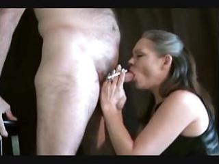 hot older mmf always smokes her cigarette during