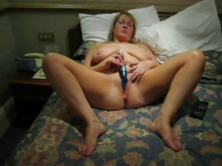 hot natural mature solo