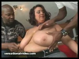 big tit latin chick wife copulates 4 large