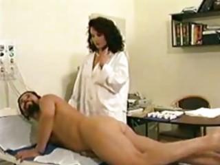 busty milf nurse treatment