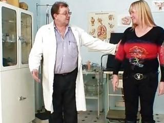 big milk shakes blond aged hairy vagina exam